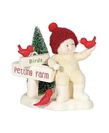 Snowbabies Petting Farm