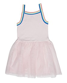 Toddler Girls Knit Tutu Dress
