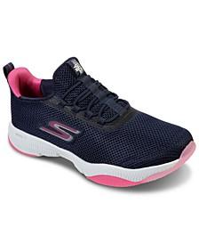 Women's Elite Flex - Wasick Slip-on Walking Sneakers from Finish Line