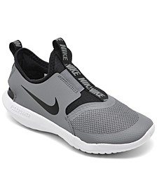 Little Boys Flex Runner Slip-on Athletic Sneakers from Finish Line