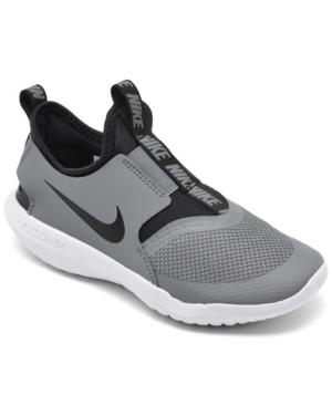 Nike LITTLE BOYS FLEX RUNNER SLIP-ON ATHLETIC SNEAKERS FROM FINISH LINE