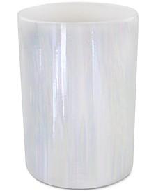 Iridescent Ceramic Utensil Crock