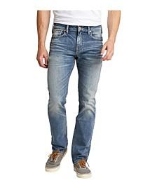 Men's Slim Leg Jeans