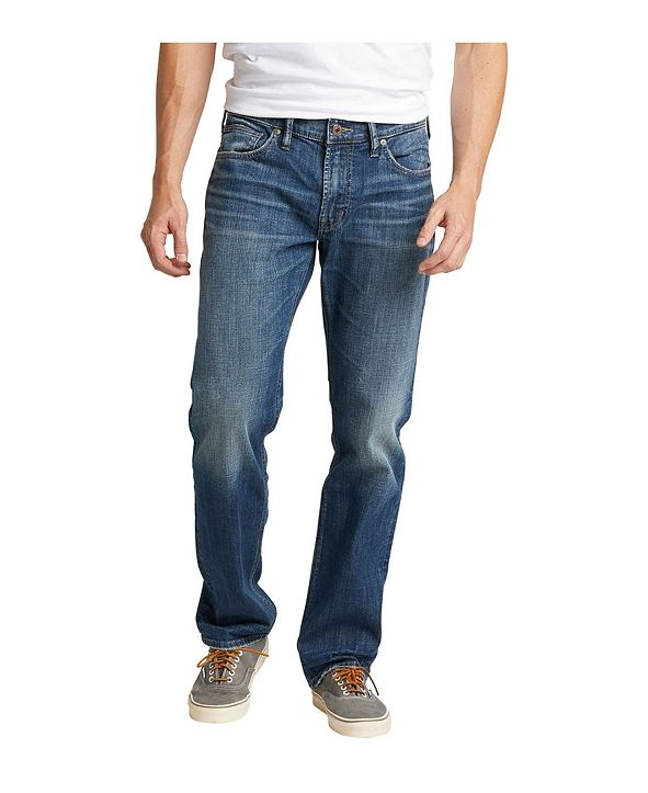 Silver Jeans Co. Men's Straight Leg Jeans