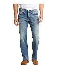 Men's Straight Leg Jeans