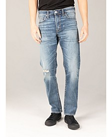 Men's Tapered Leg Jeans