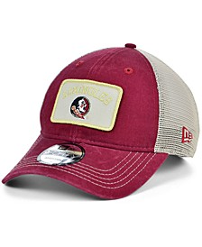 Florida State Seminoles Patch Trucker 9FORTY Cap