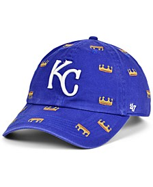 Kansas City Royals Women's Confetti Adjustable Cap