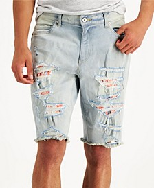 "Men's Cadman Denim 10"" Shorts, Created for Macy's"