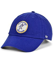 Milwaukee Brewers Cooperstown CLEAN UP Cap