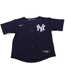 New York Yankees Toddler Official Blank Jersey