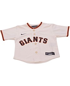 San Francisco Giants Infant Official Blank Jersey