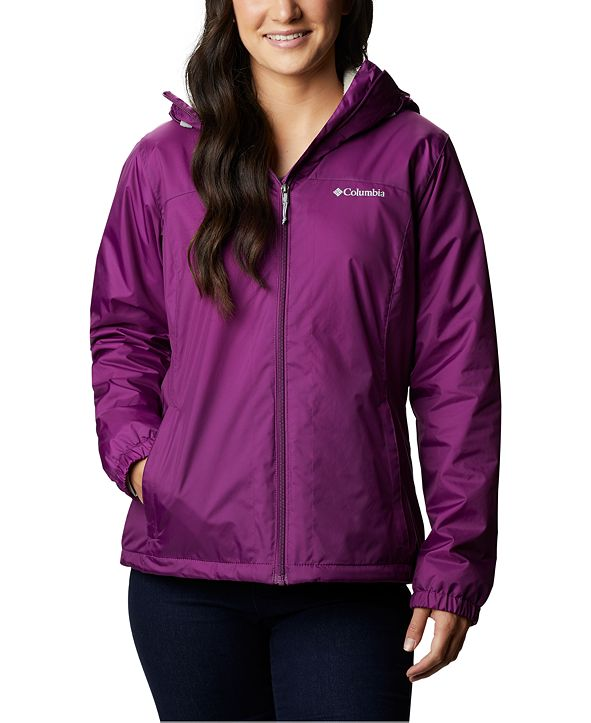 Columbia Women's Switchback Sherpa-Lined Jacket