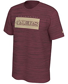 San Francisco 49ers Men's Legend Velocity Training T-Shirt