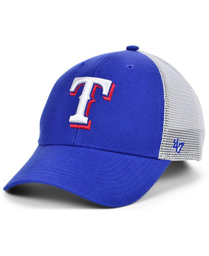 '47 Brand - Texas Rangers Malvern MVP Cap