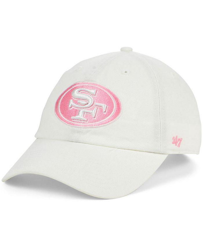 '47 Brand - San Francisco 49ers Basic Fashion Clean Up Cap