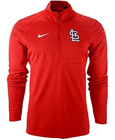 Men's St. Louis Cardinals Element Half-Zip Pullover
