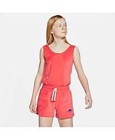 Big Girls Sportswear Heritage Romper