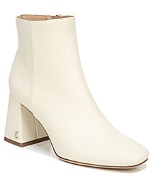 Women's Kate Square-Toe Booties