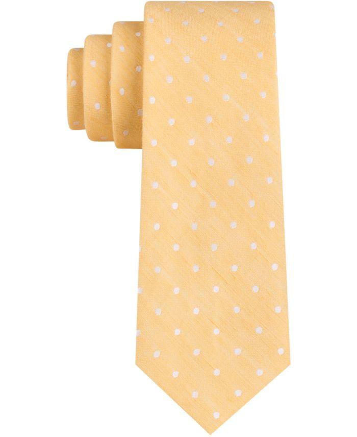 Tommy Hilfiger Men's Glenn Dot Skinny Tie & Reviews - Ties & Pocket Squares - Men - Macy's