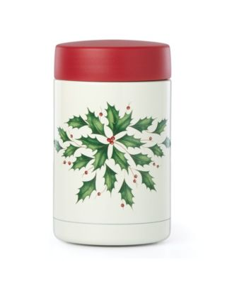 Hosting the Holidays Large Insulated Food Container
