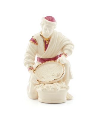 First Blessing Nativity Wine Maker Figurine
