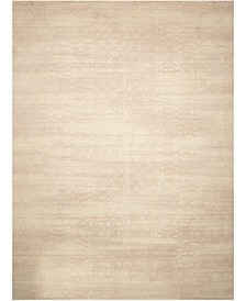 Silk Elements SKE21 Bone 12' x 15' Area Rug