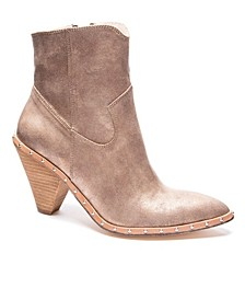 Women's Ramble Western Ankle Booties
