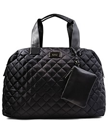 Women's Quilted Bsporty Tote