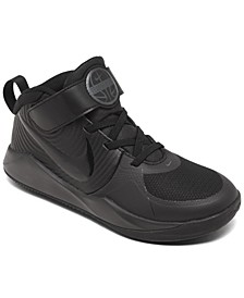 Little Boys Team Hustle D 9 Stay-Put Basketball Sneakers from Finish Line