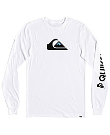 Men's Comp Logo Long Sleeve T-shirt