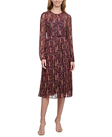 Tanglewood Paisley Midi Dress