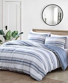 Bay Shore Comforter Set, Full/Queen