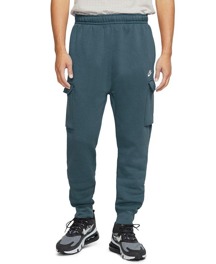 Nike - Men's Club Fleece Cargo Joggers