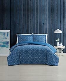Katrine 3 Piece Comforter Set, King