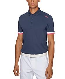 BOSS Men's Paule Slim-Fit Polo Shirt