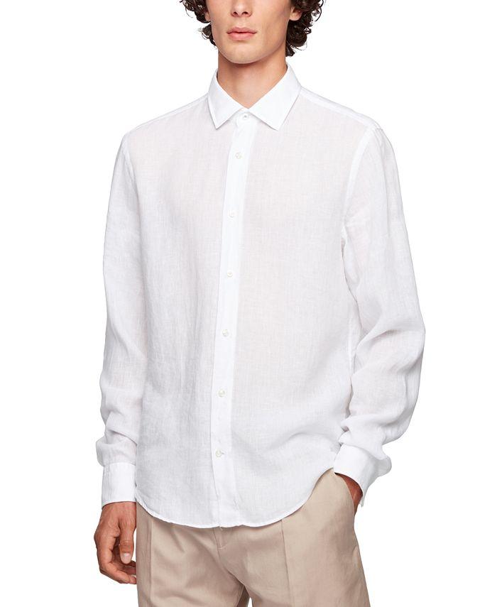 Hugo Boss - Men's Joy Slim-Fit Shirt