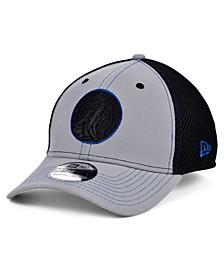 Minnesota Timberwolves Gray Black Pop 39THIRTY Cap