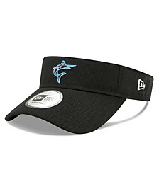 Miami Marlins 2020 Batting Practice Visor