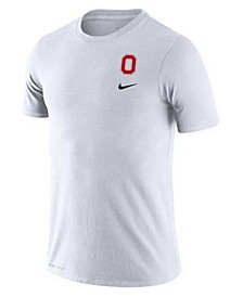 Nike Ohio State Buckeyes Men's Dri-Fit Cotton DNA T-Shirt