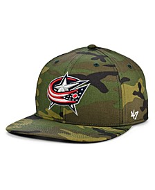 Columbus Blue Jackets Grove Captain Cap