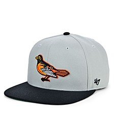 Baltimore Orioles Coop Shot Snapback Cap