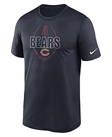 Chicago Bears Men's Icon Essential T-Shirt