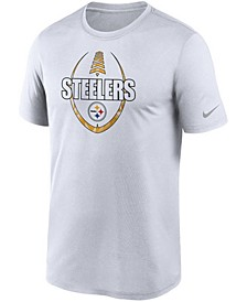 Pittsburgh Steelers Men's Icon Essential T-Shirt
