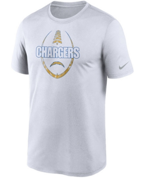 Nike Men's Los Angeles Chargers Icon Essential T-Shirt