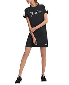DKNY Women's New York Yankees Robyn Sneaker Dress