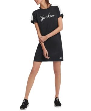 Dkny Women's New York Yankees Robyn Sneaker Dress