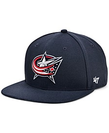 Columbus Blue Jackets No Shot Snapback Cap