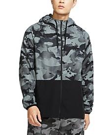 Men's Dri-FIT Flex Camo Jacket