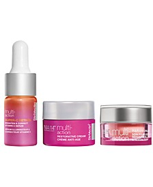 Bright Days Ahead! Receive a Free 3-PC Skincare Gift with any $89 StriVectin purchase! (A $50 value!)
